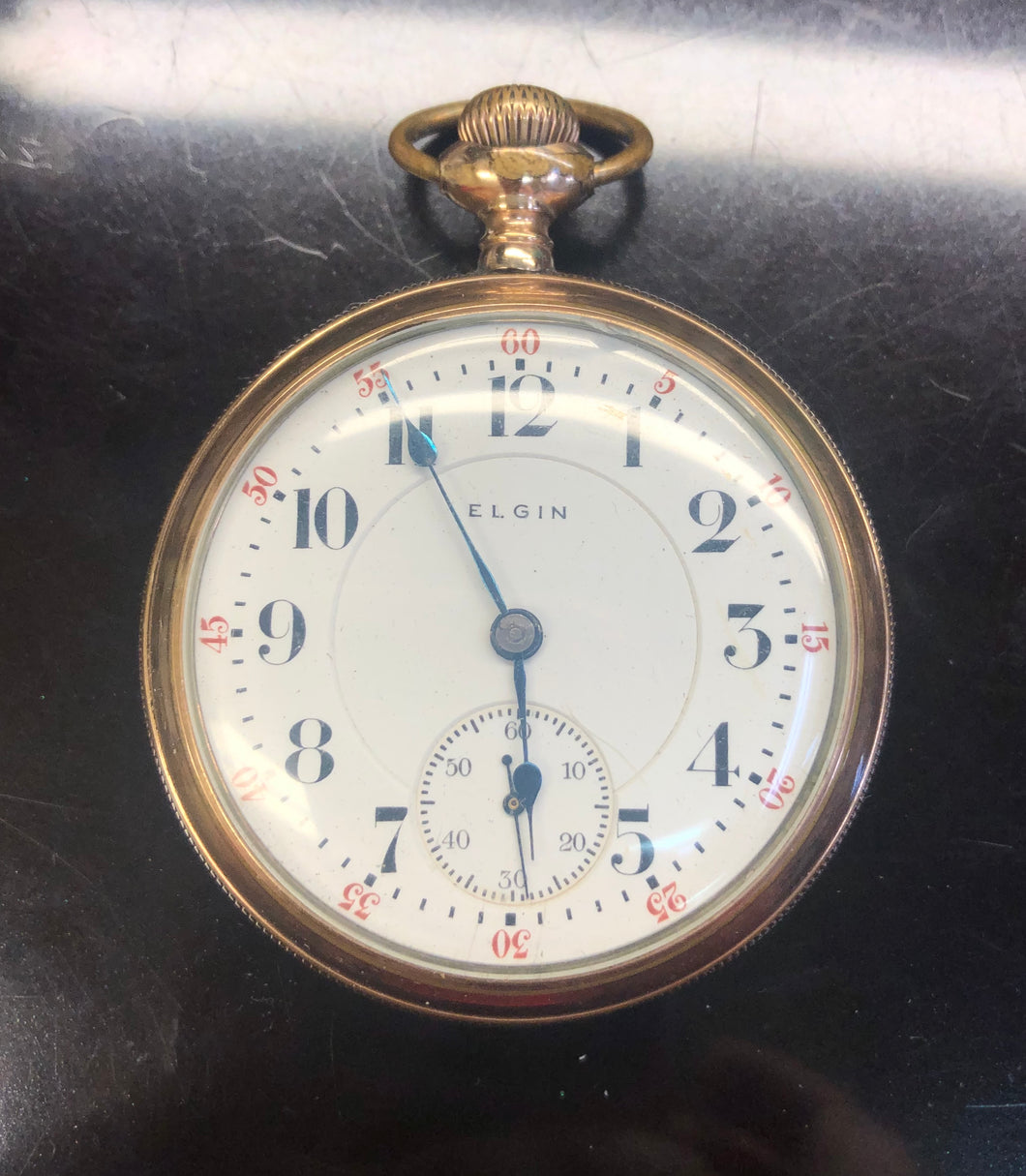 Vintage Elgin Pocket Watch