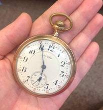 Load image into Gallery viewer, Vintage Elgin Pocket Watch
