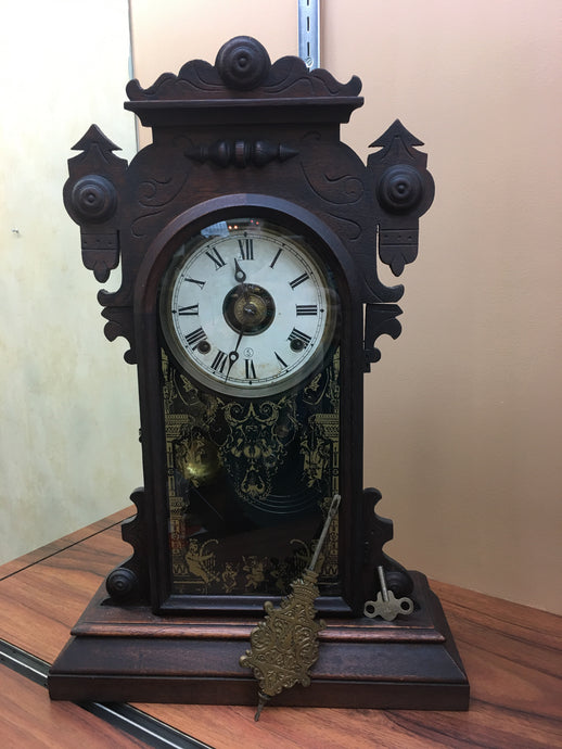 Vintage Kitchen Wall or Mantle Clock