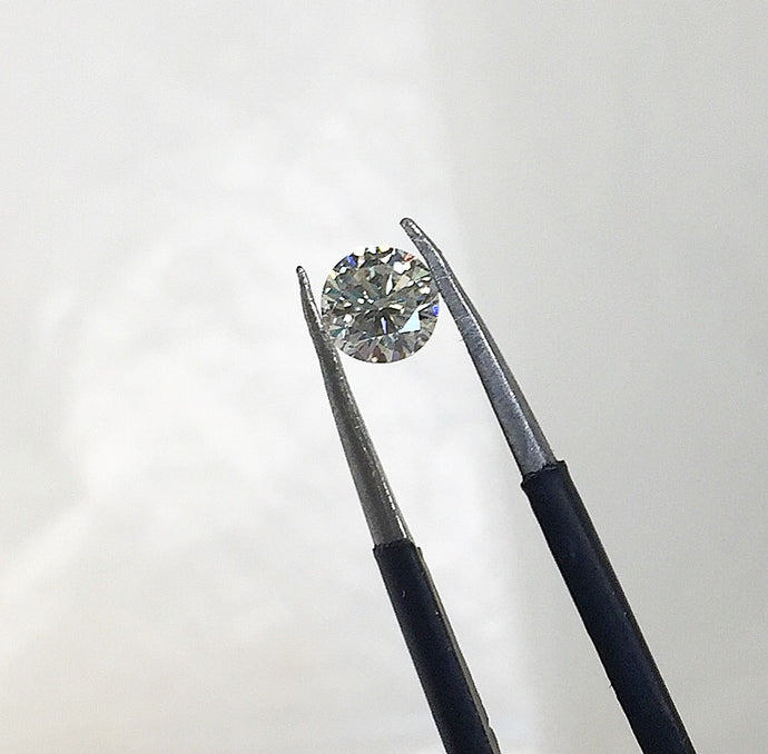 Round Brilliant Cut Loose Diamond
