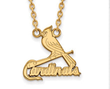 Load image into Gallery viewer, St. Louis Cardinals Stationary Pendant