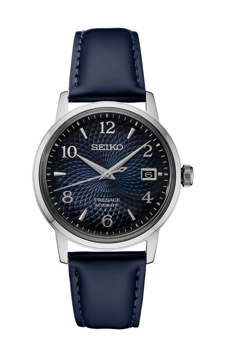Presage Blue Automatic Seiko Watch