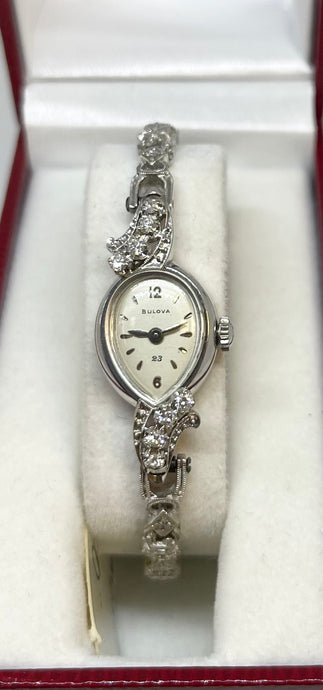 Vintage Bulova Women's Watch
