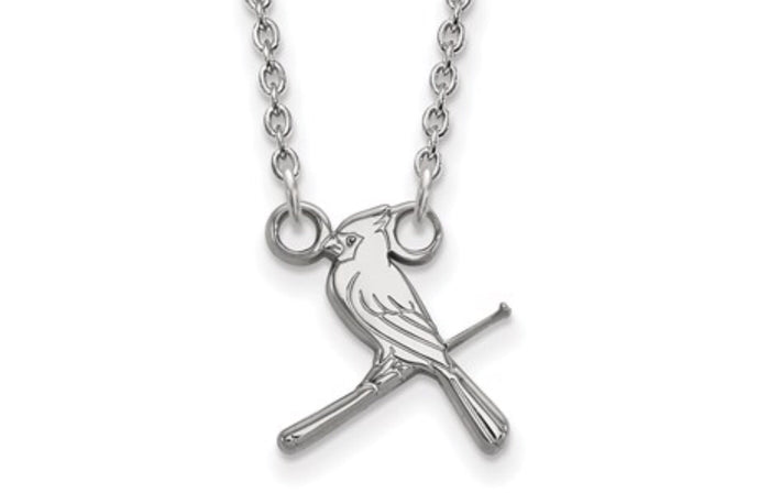 St. Louis Cardinals Stationary Style Pendant