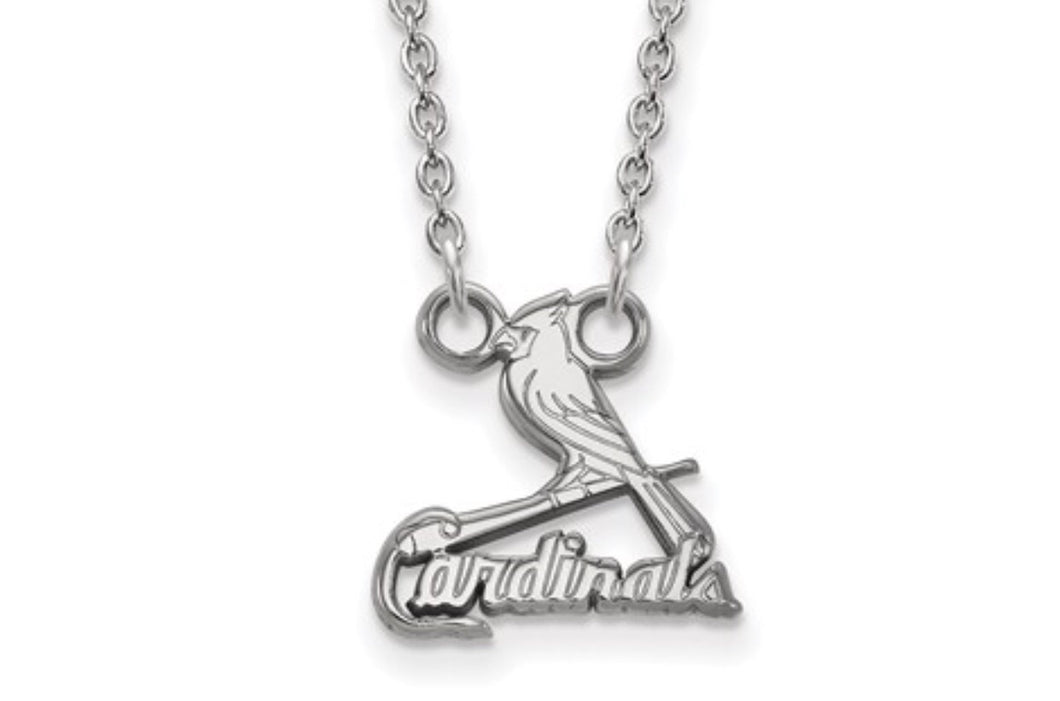 St. Louis Cardinals Stationary Pendant