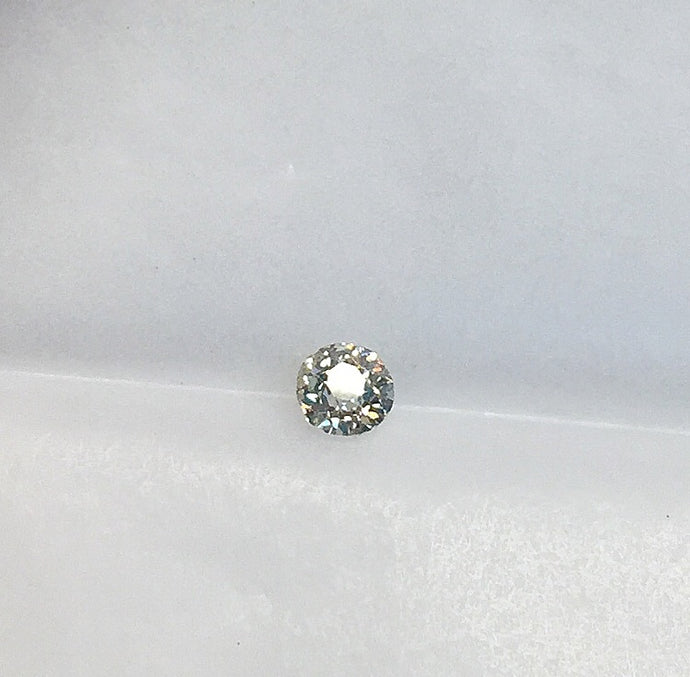 Round European Cut Diamond