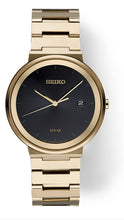 Load image into Gallery viewer, Two Tone Solar Seiko Watch