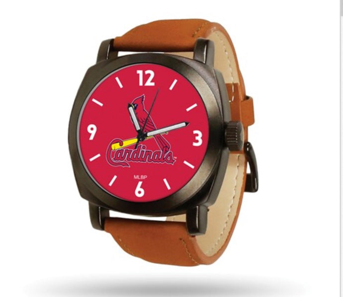 St. Louis Cardinals Men's Polyurethane Watch