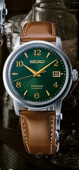 Sharp Automatic Seiko Man's Watch