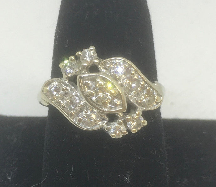 Vintage Women's Diamond Ring