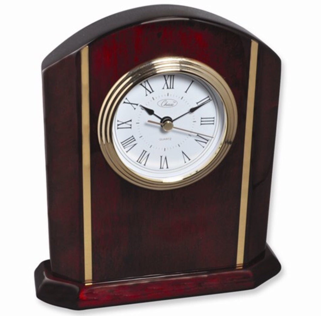 Royal Arch Mantle Clock