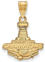 Load image into Gallery viewer, STL Blues Champion Pendant