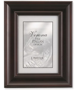 Espresso Vermont Wood Photo Frame
