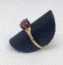 Load image into Gallery viewer, Vintage Ruby Ring