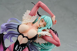 Capcom Figure Builder Creators Model Morrigan Earthland