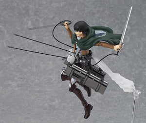ARTFX J Attack on Titan Levi 1/8 PVC Figure Kotobukiya Japan