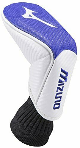Mizuno Japan Golf Putter Cover Headcover Ping 5LJH172400 White/Navy Tracking
