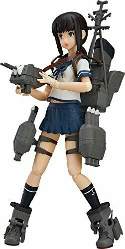 Max Factory figma 348 Kantai Collection Fubuki Figure from Japan NEW