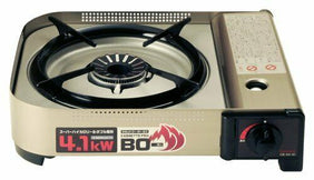 Iwatani CB-AH-41 Gas Cooking Stove Cassette Fu BO EX Hairline w/Tracking# JPN