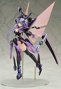Hyperdimension Neptunia Purple Heart Alter Ver. 1/7 Scale Figure NEW from Japan