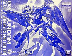Gunpla EXPO2017 MG 1/100 Gundam 00 Seven Sword G Clear Color Model Kit New J