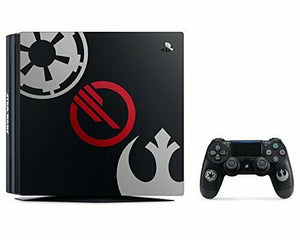 SONY Play station 4 Pro Star Wars Battlefront II Limited Edition 1TB NEW  Japan