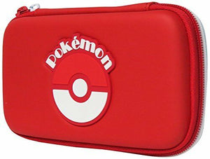 Pokemon Monster Poke Ball Hard Pouch Case for new Nintendo 2DS XL not 3DS JAPAN
