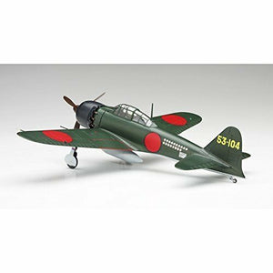 Hasegawa 08245 1/32 Mitsubishi A6M5 Type 0 Carrier Fighter Model 52 Super Ace T#