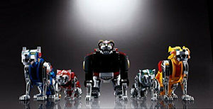 Bandai Soul Chogokin GX-71 VOLTRON Defenders of The Universe Lion Golion Figure