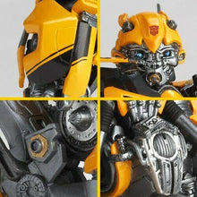 Load image into Gallery viewer, NEW Tokusatsu Revoltech No.038 Transformers Dark of the Moon Bumblebee Figure