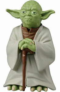 Metal Figure Collection MetaColle Star Wars 05 Yoda Action Figure TAKARA TOMY