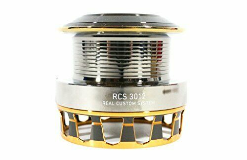 Daiwa (SLPW RCS Air Spool 2 for Spool Spinning Reel (3000 Size) 2 3012 Gold
