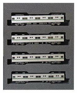 N gauge 10-1144 subway Chiyoda Line 6000 series 4 -car set hematopoietic