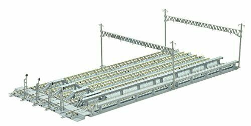 TOMIX N scale vehicle base rail extension 91017 Model railroad equipment