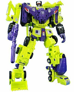 Takara Tomy Transformers Unite Warriors UW04 Devastar Devastator Action Figure