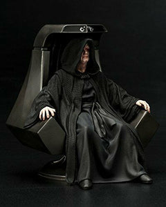 Japan KOTOBUKIYA Star Wars ARTFX+ EMPEROR PALPATINE (DARTH SIDIOUS)
