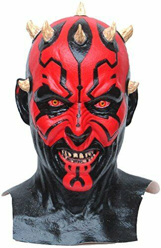 OGAWA STUDIOS Collectors Mask DARTH MAUL Halloween Party Costume EMS F/S JAPAN