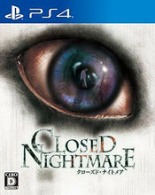 Load image into Gallery viewer, CLOSED NIGHTMARE - PS4 Japan Ver. Brand new Item with factory sealed It's Cool
