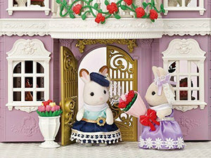 NEW Sylvanian Family Town Stylish Grand House Furniture Complete Set F/S  Japan