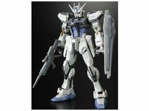 BANDAI RG 1/144 GAT-X105 STRIKE GUNDAM Deactive Mode Model Kit Gundam SEED NEW
