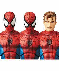 MAFEX Mafex No.075 Spiderman Comic Version Non Scale Painted Action Figure New