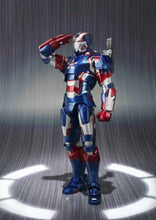 Load image into Gallery viewer, NEW S.H.Figuarts Iron Man Iron Patriot Action Figure BANDAI TAMASHII NATIONS F/S