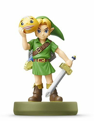 Nintendo amiibo Link ?Mask of Mujura? The Legend of Zelda series from Japan