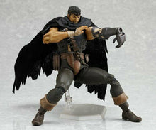 Load image into Gallery viewer, figma Berserk Guts Figure Black Swordman ver. Max Factory Japan