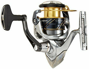 Shimano 16 VANQUISH C3000 Spininng Reel Salt Water Fishing from Japan