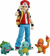Load image into Gallery viewer, New Figma Red 356 Pokemon Max Factory Action Figure w/ GSC Bonus In Stock Japan