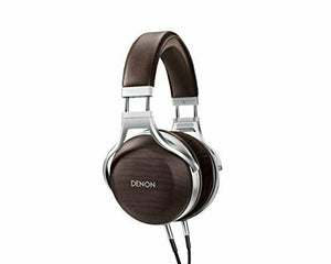 DENON AH-D5200 High-Resolution Over Head Headphones / FREE-SHIPPING