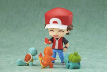 Load image into Gallery viewer, NEW Japan Pokemon Center Trainer Red Nendoroid Figure NOT HONG KONG FAKE F/S