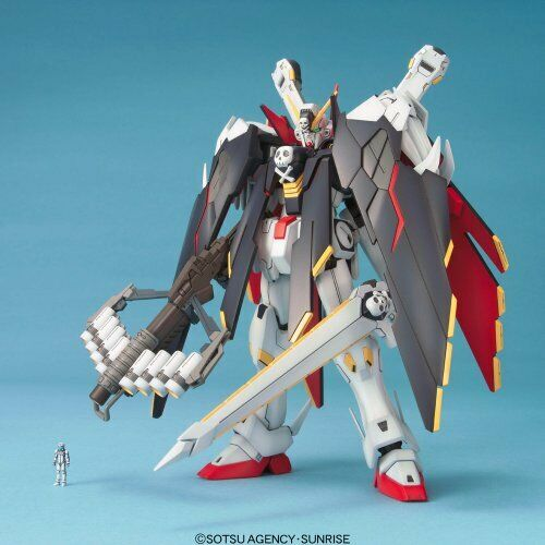 MG 1/100 Gundam Base Limited Crossbone Gundam X-1 Full Cross [Extra Finish] w/T#