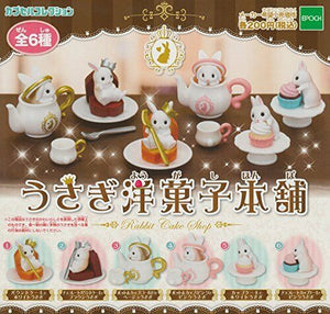 Rabbit Yougashi Honpo Cake shop vol.1&3 Full set